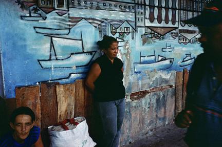 """Alex Webb, Cienfuegos, Cuba, 2007, from """"Violet Isle"""""""