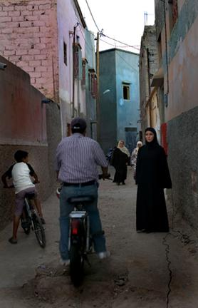 Annette Nordstrom, Marrakesh, 2009.