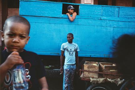 Alex Webb, Havana, Cuba, 2008