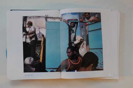 Alex Webb, Violet Isle book dummy