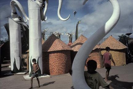 AW, Paratins, Brazil, 1993