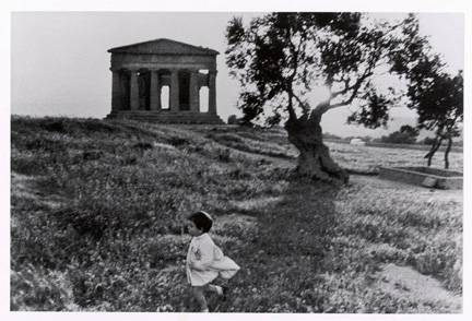 Bruce Davidson. Sicily, 1961