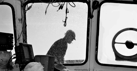 Sue Cardona, Lobster Fisherman, Jonesport