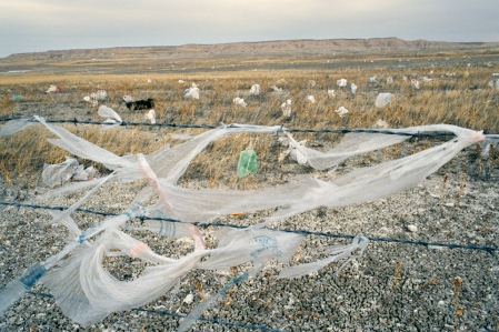 "©Rebecca Norris Webb, ""High Winds,"" from the book, ""My Dakota"" (Radius Books)"