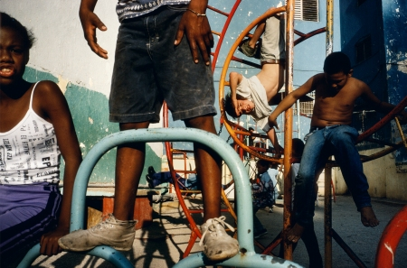 "©Alex Webb, Havana, from ""Violet Isle,"" January 2013 Workshop"