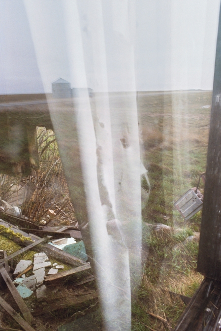 "©Rebecca Norris Webb, ""Abandoned Farmhouse I,"" from ""My Dakota"" and ""Alex Webb and Rebecca Norris Webb on Street Photography and the Poetic Image"